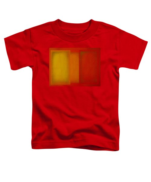 Cadmium Lemon Toddler T-Shirt