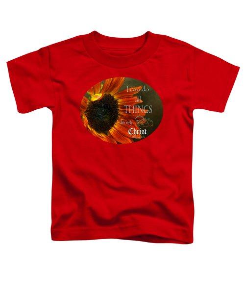 Can Do Spirit Toddler T-Shirt