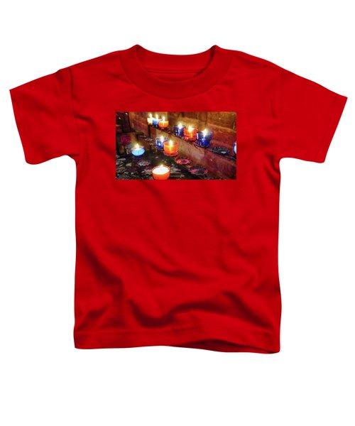Candles Toddler T-Shirt