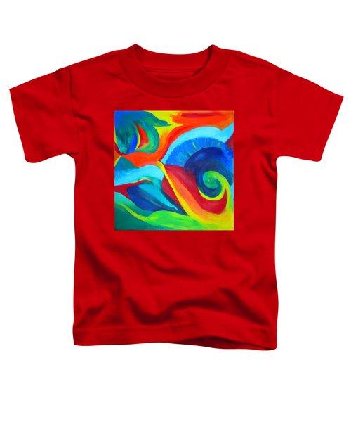 Candy Flip Toddler T-Shirt