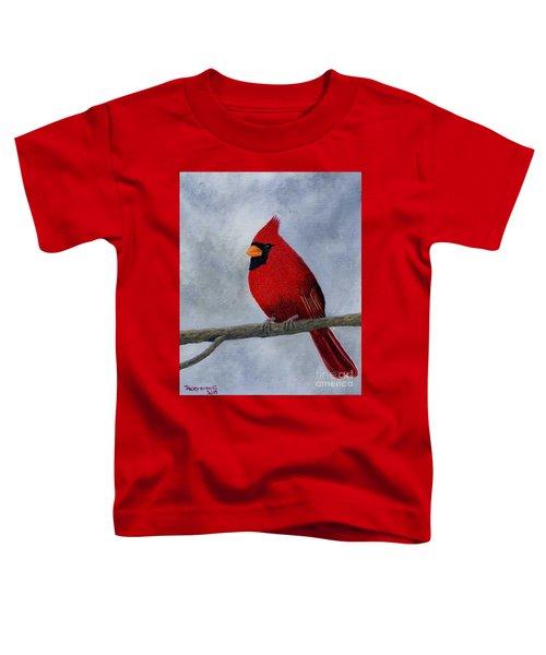 Cardnial Toddler T-Shirt