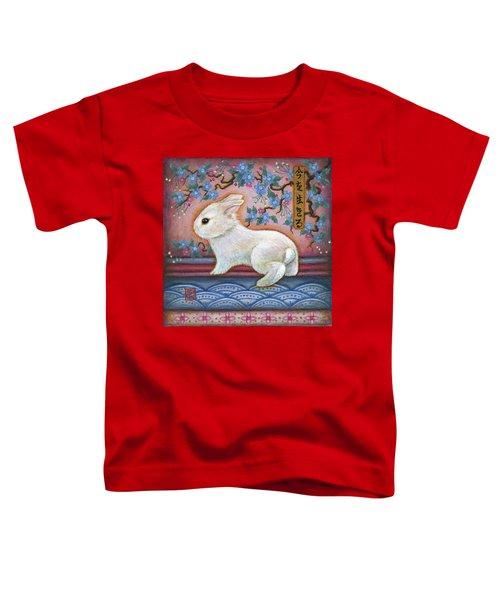 Carpe Diem Rabbit Toddler T-Shirt