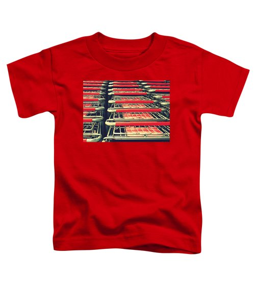 Carts Toddler T-Shirt