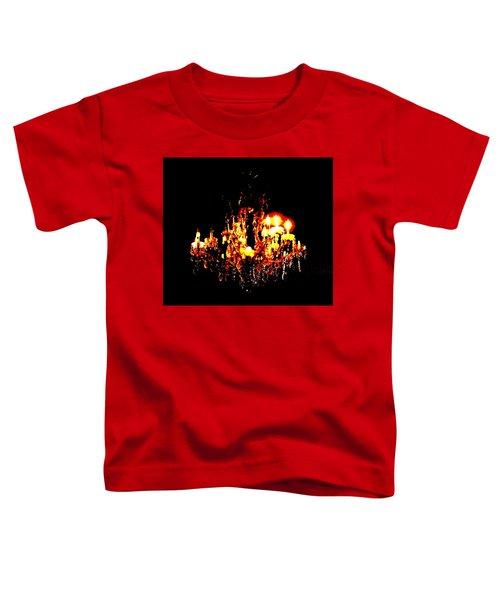 Chandelier Toddler T-Shirt