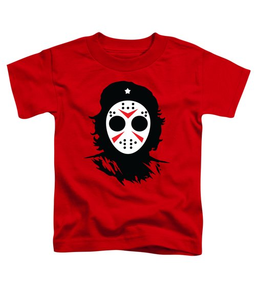 Che's Halloween Toddler T-Shirt