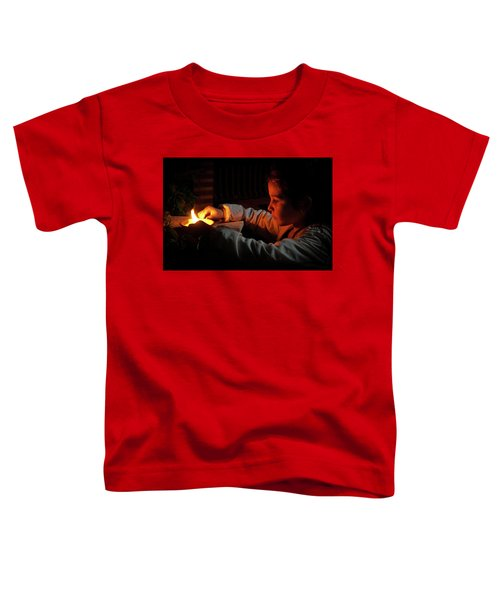 Child In The Night Toddler T-Shirt