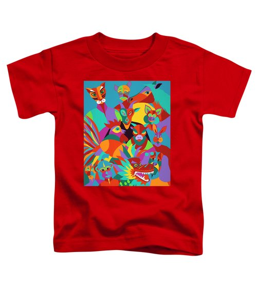 Chinese New Year Toddler T-Shirt