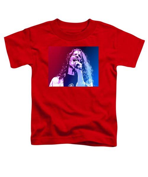 Chris Cornell 326 Toddler T-Shirt