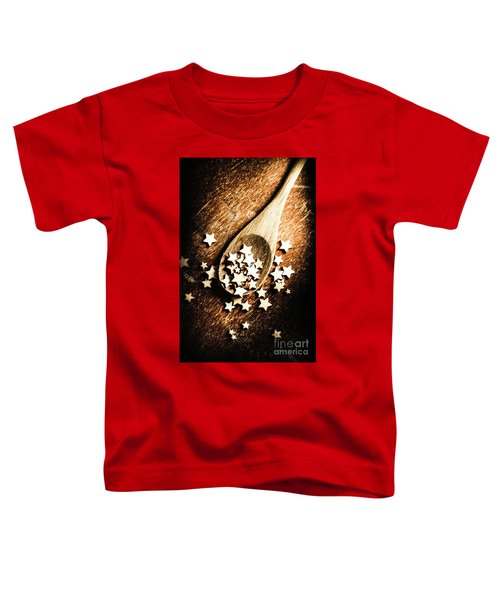 Christmas Cooking Toddler T-Shirt