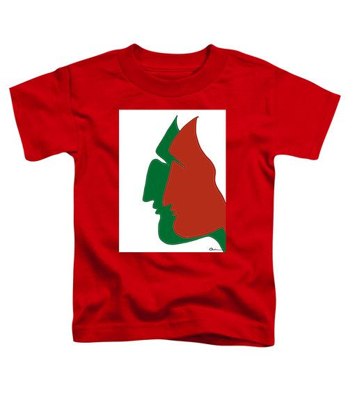 Christmas Together Toddler T-Shirt