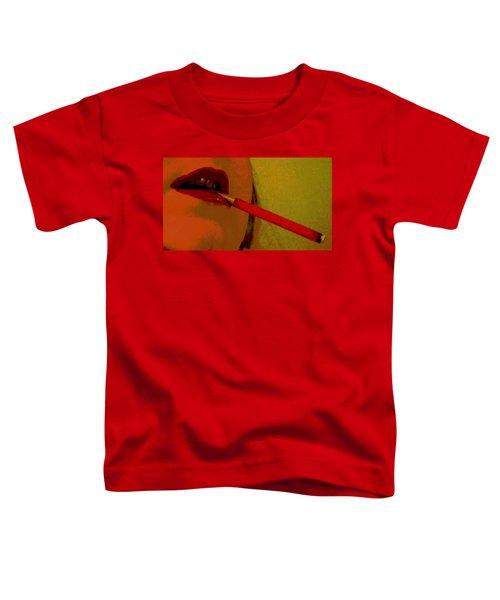 Cigarette Break Toddler T-Shirt