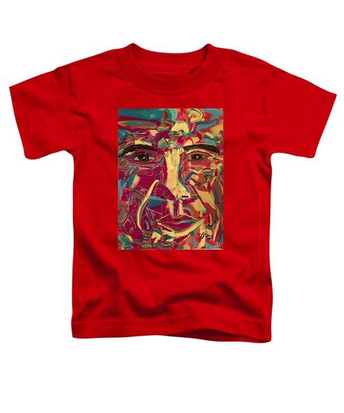 Colored Man Toddler T-Shirt