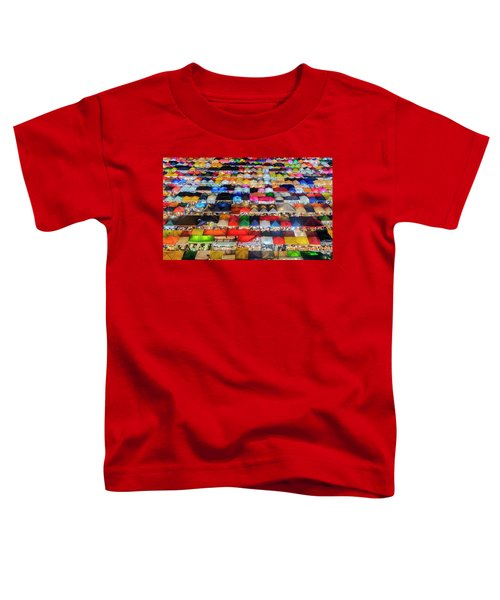 Colourful Night Market Toddler T-Shirt