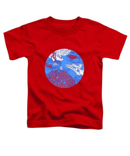 Coral Reef Toddler T-Shirt