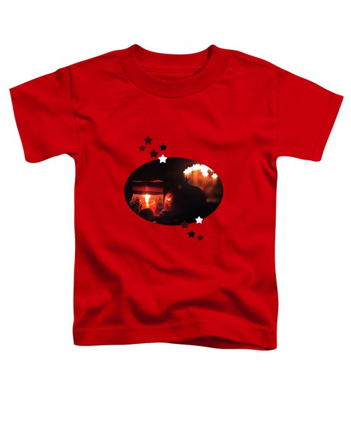 Cozy Advent Toddler T-Shirt by AugenWerk Susann Serfezi