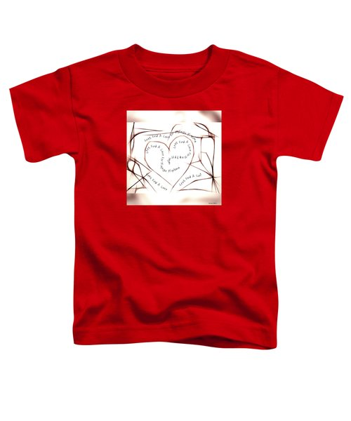Cure Multiple Myeloma Toddler T-Shirt