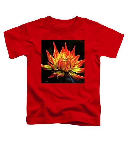 Dahlia 0078 Toddler T-Shirt