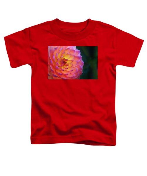 Dahlia Portrait Toddler T-Shirt