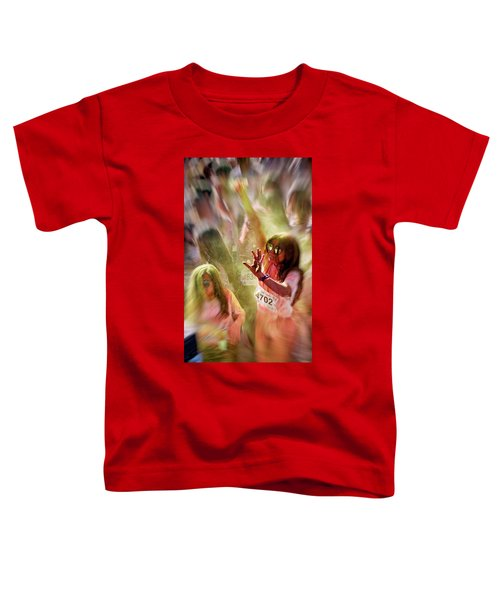 Dance Toddler T-Shirt