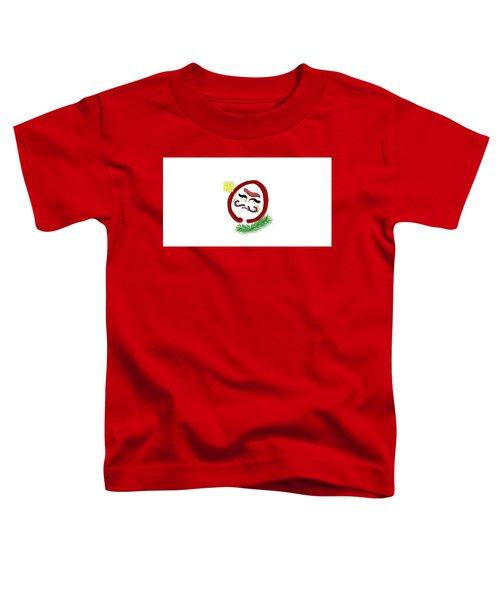 Daruma Toddler T-Shirt