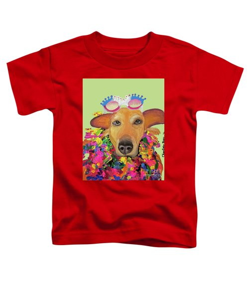 Date With Paint Sept 18 6 Toddler T-Shirt
