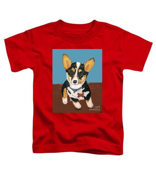 Date With Paint Sept 18 8 Toddler T-Shirt