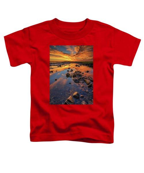 Dawn At Pott's Point Toddler T-Shirt
