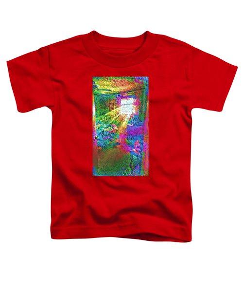Toddler T-Shirt featuring the digital art Deep Dream by Doug Schramm