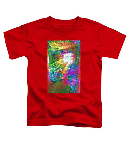 Deep Dream Toddler T-Shirt