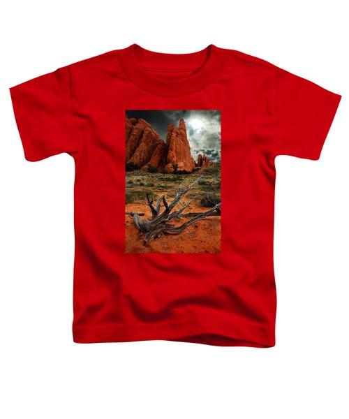 Desert Floor Toddler T-Shirt