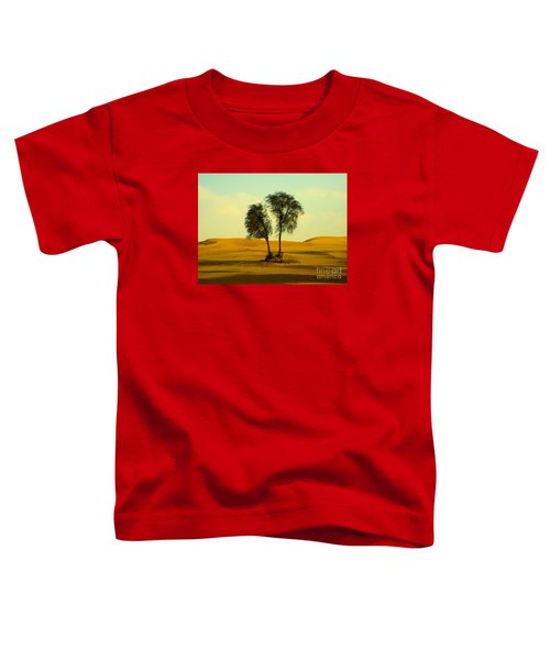 Desert Trees Toddler T-Shirt