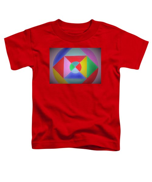 Design Number One Toddler T-Shirt