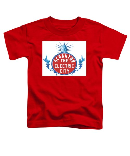 Diamond Joe Toddler T-Shirt by Michael Coolbaugh