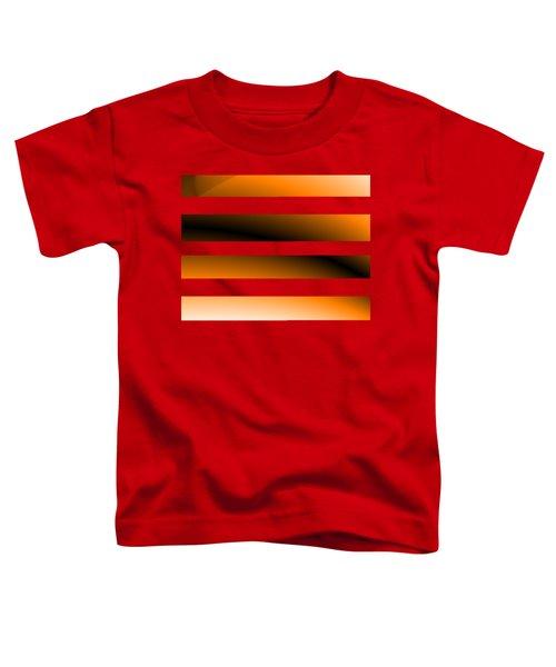 Digital Line Art Toddler T-Shirt