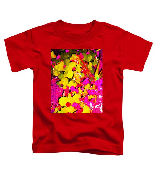 Discovering Joy Toddler T-Shirt by Winsome Gunning