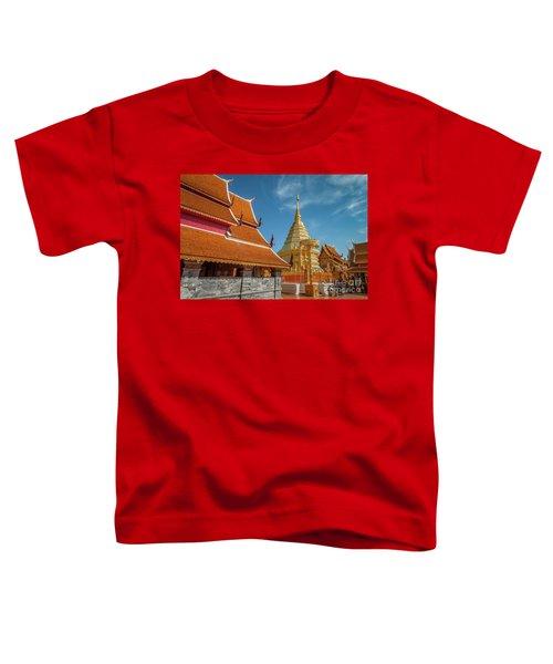 Doi Suthep Temple Toddler T-Shirt