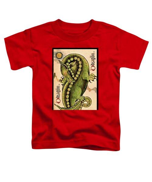 Dragon Dragon Toddler T-Shirt