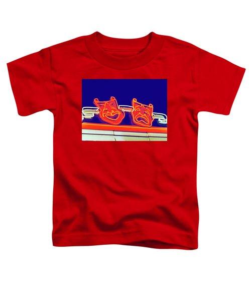 Drama Toddler T-Shirt