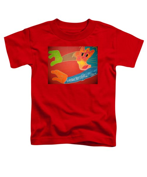 Dream In Color Toddler T-Shirt