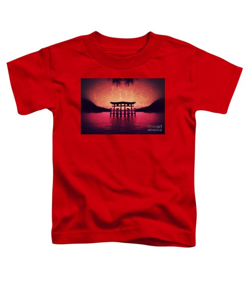Dream Of Japan Toddler T-Shirt