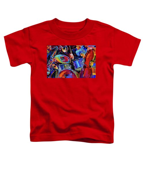 Drums And Friends Toddler T-Shirt