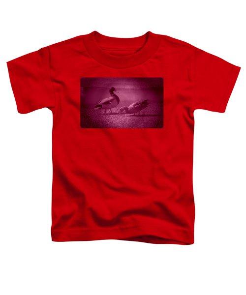Ducks #1 Toddler T-Shirt