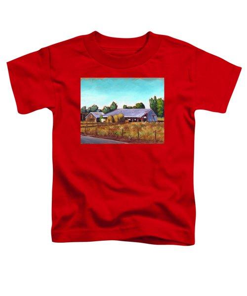 Eagle Road Barn Toddler T-Shirt