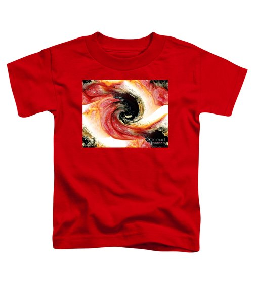 Ebb And Flow In The Macrocosm Toddler T-Shirt
