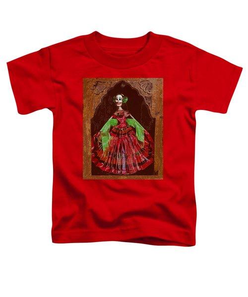 El Dia De Los Muertos Toddler T-Shirt