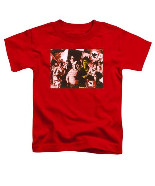 El Hombre De Oro Toddler T-Shirt