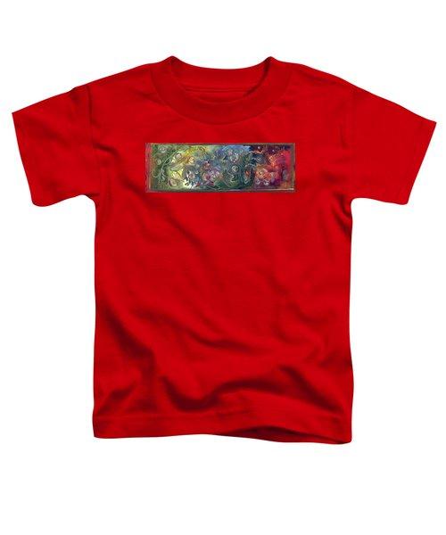 Elemental Bubbles Toddler T-Shirt