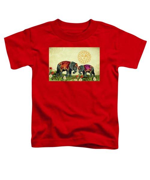 Elephant Love Toddler T-Shirt