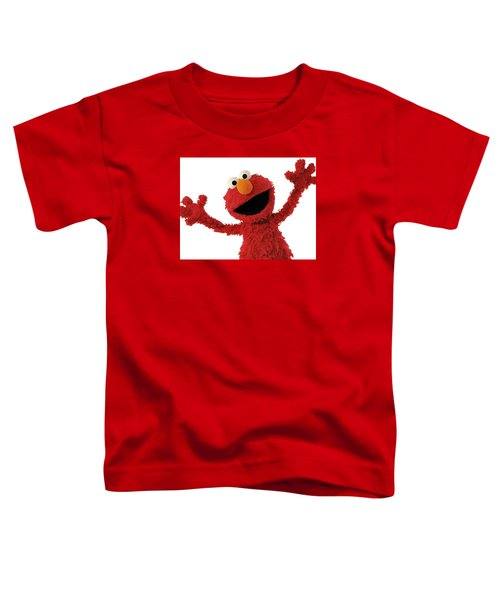 Elmo Toddler T-Shirt