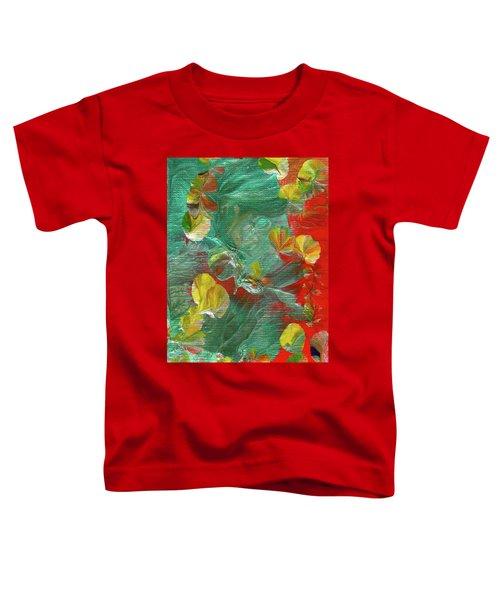 Emerald Island Toddler T-Shirt